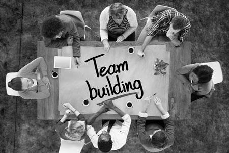 Teaming Building